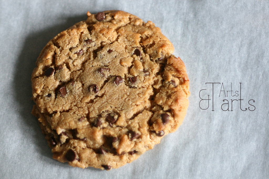 Peanut Butter Cookie from Arts and Tarts